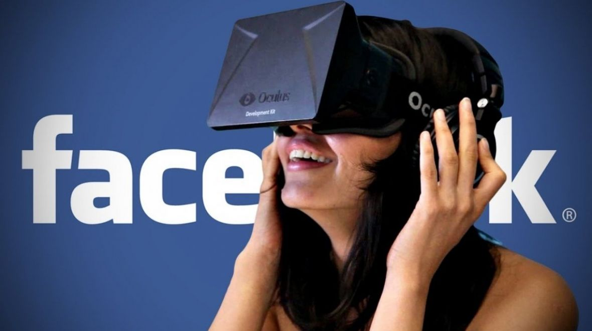 Zuckerberg on his vision for Oculus Rift