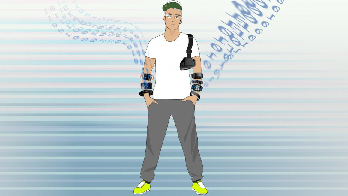 Why wearable tech needs body Wi-Fi