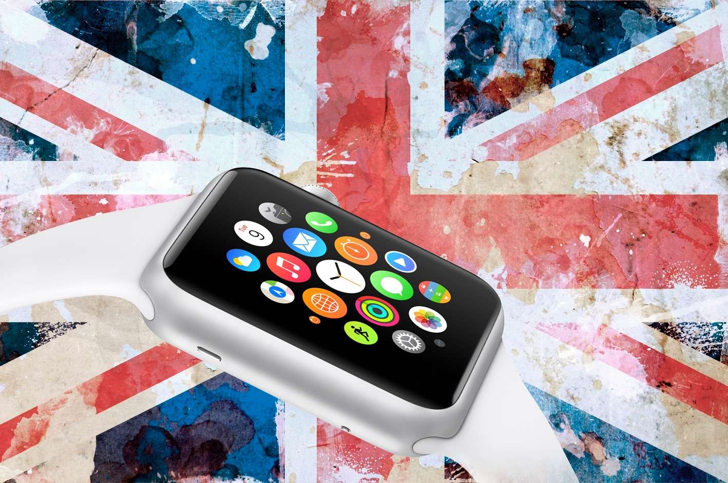 Brits too cool for wearable tech