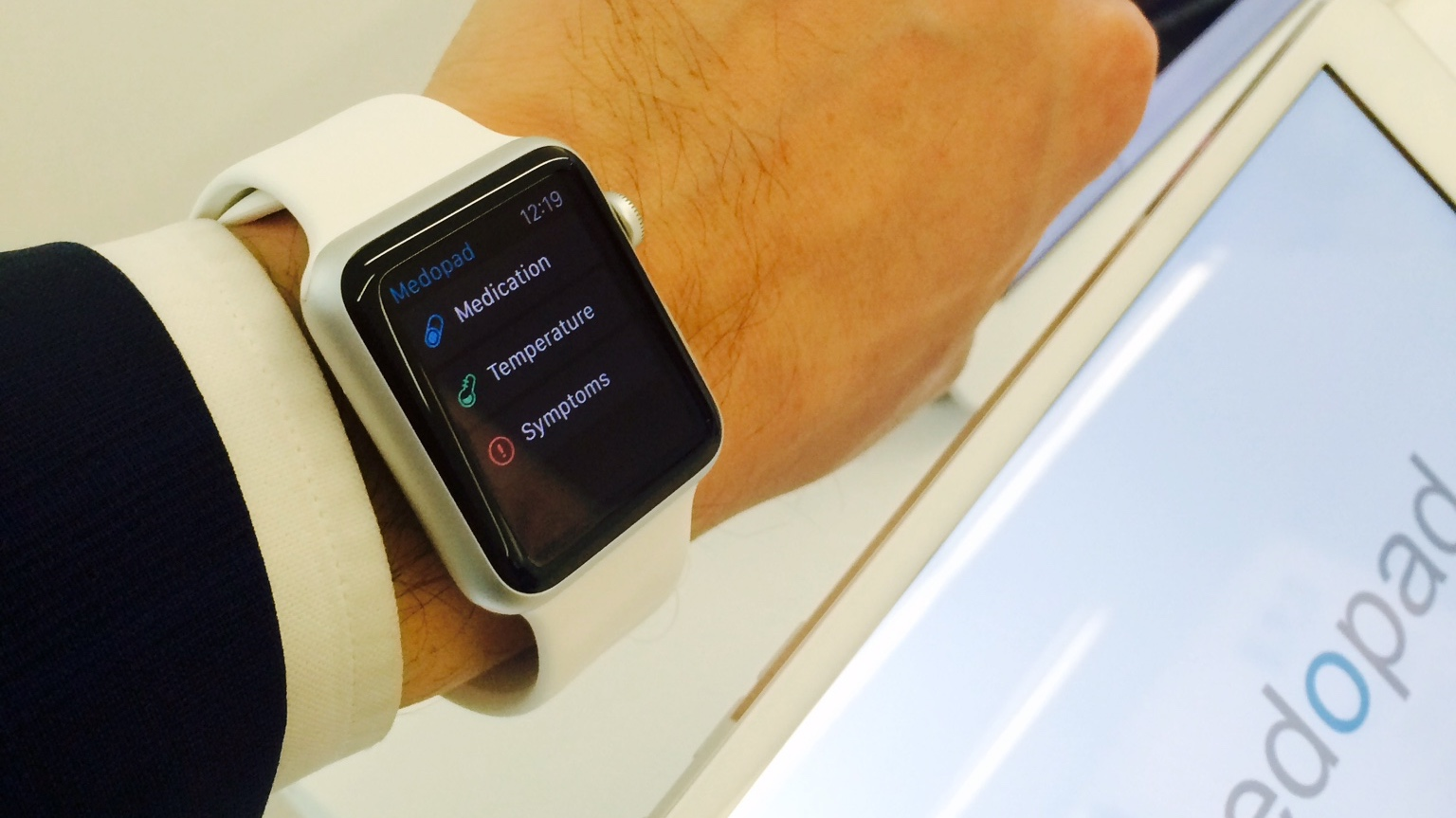 A cancer fighting Apple Watch app