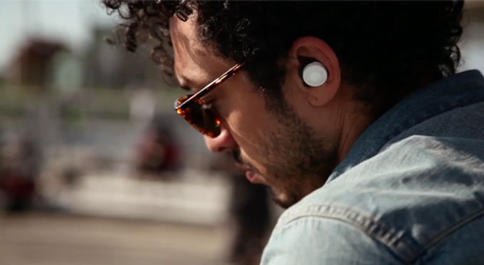 Here earbuds remix real world audio