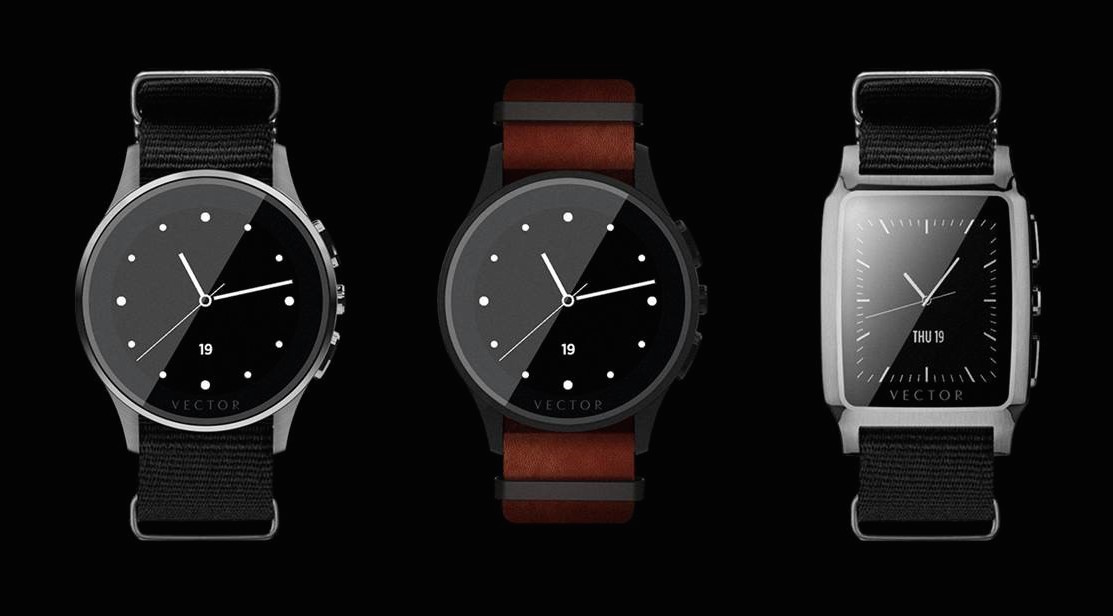 Vector smartwatches are now on sale