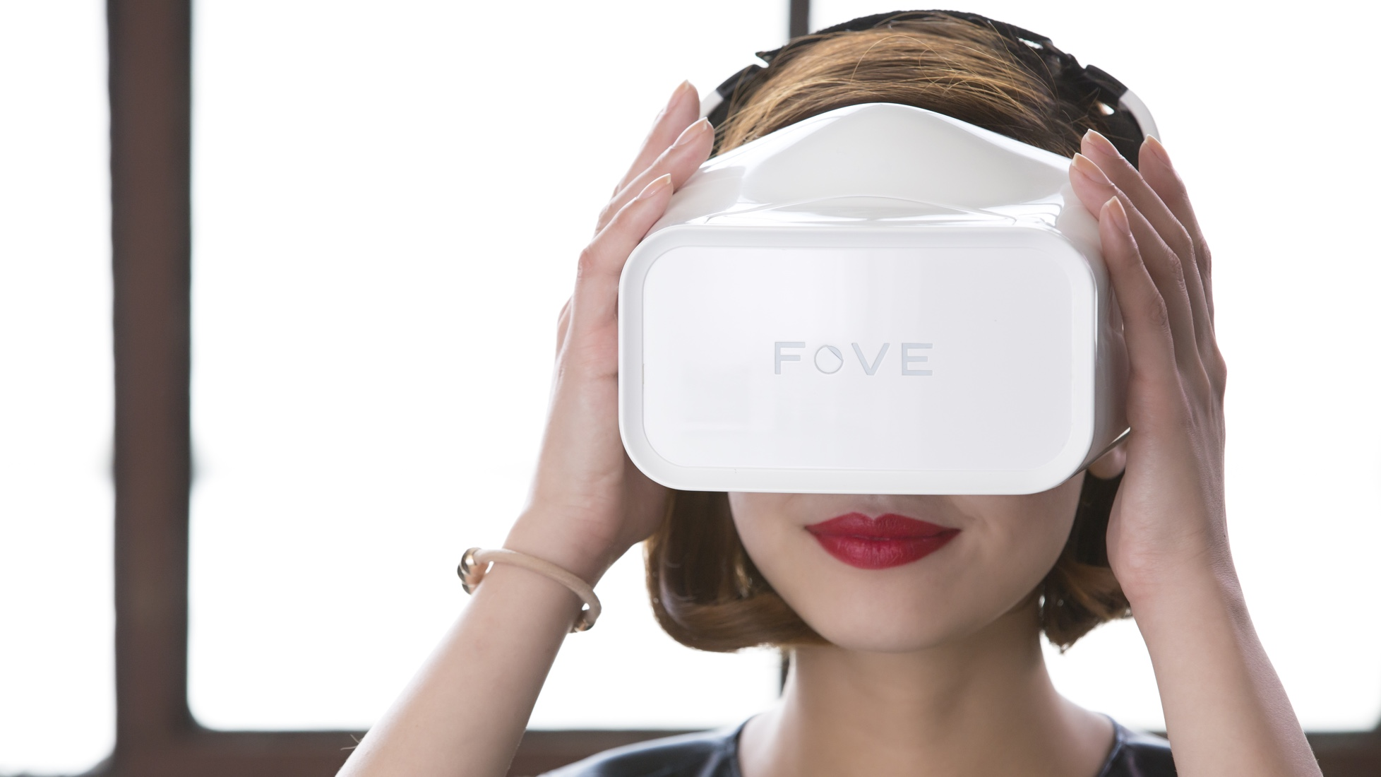 FOVE could support Valve tracking tech