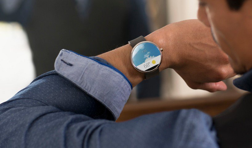 Moto 360 gets Android update