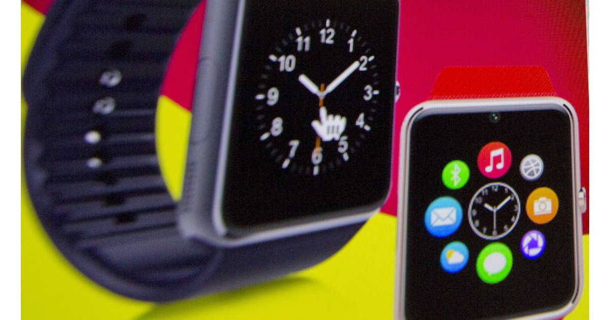 Keeping it fake: The crazy world of Chinese smartwatches