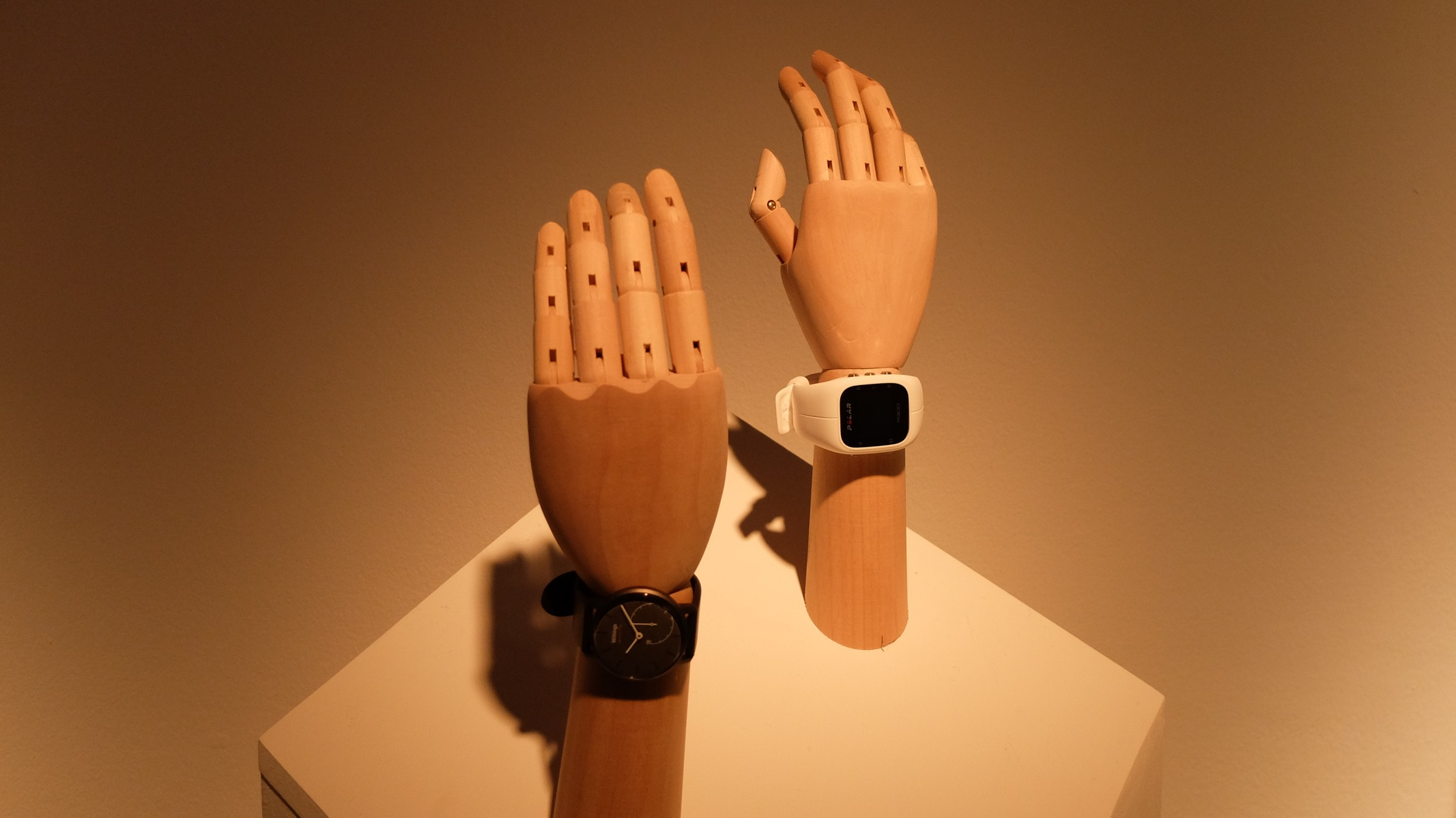 Amazon's Xmas wearables stock