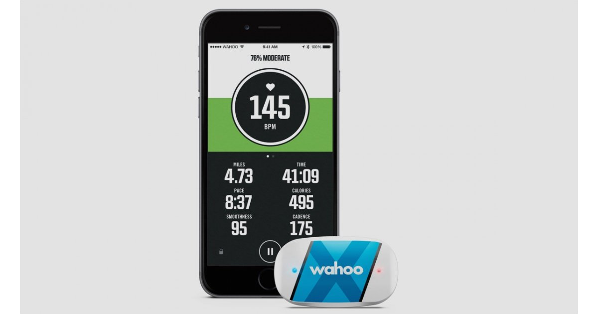 Wahoo's RunFit app wants to help you understand your heart