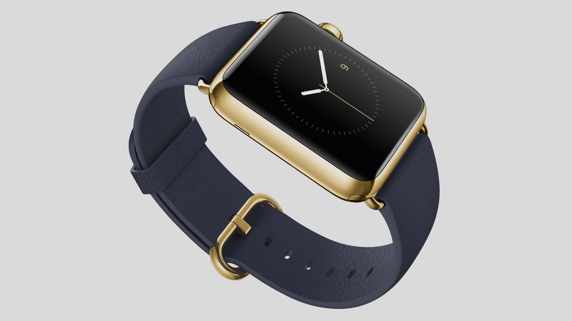 Gold-plated Apple Watch Sport rumoured