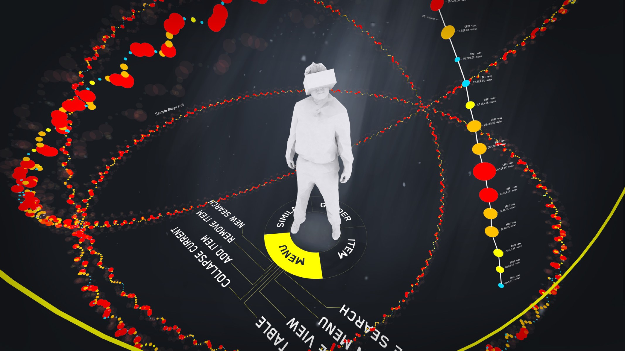 LumaPie's VR tool visualises research data