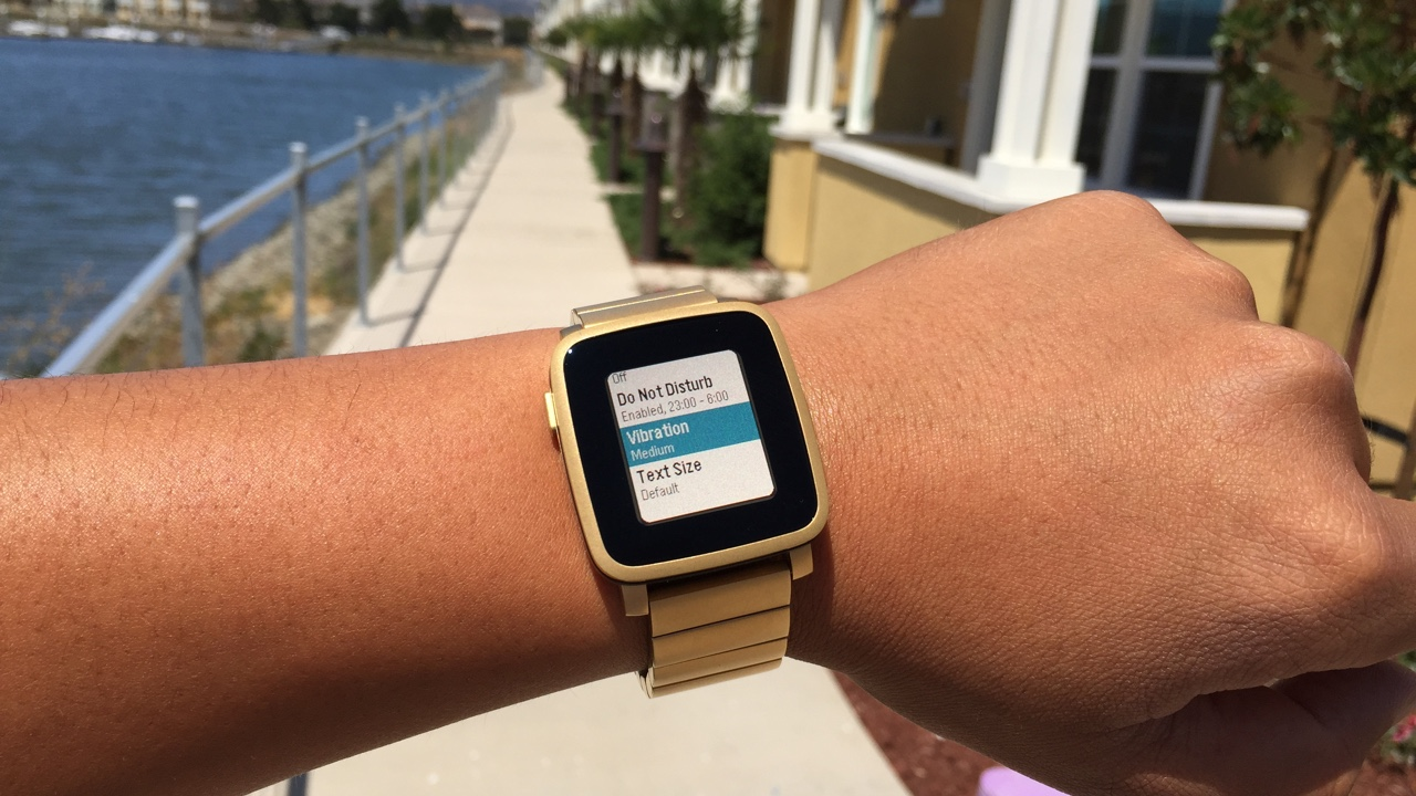 Your Pebble Time just got brighter