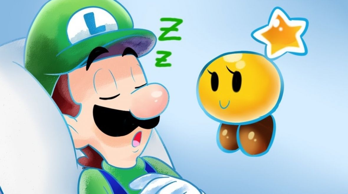 Nintendo applies for sleep tracking patent