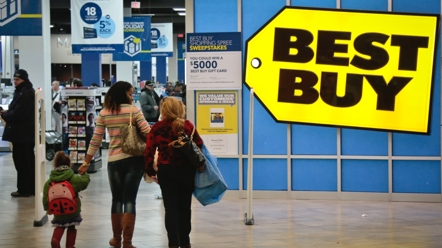 Best Buy to start selling Apple watch