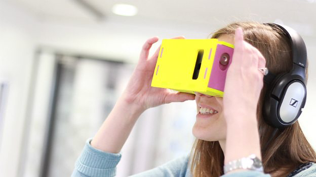 BBC offers £100K for VR and AR ideas