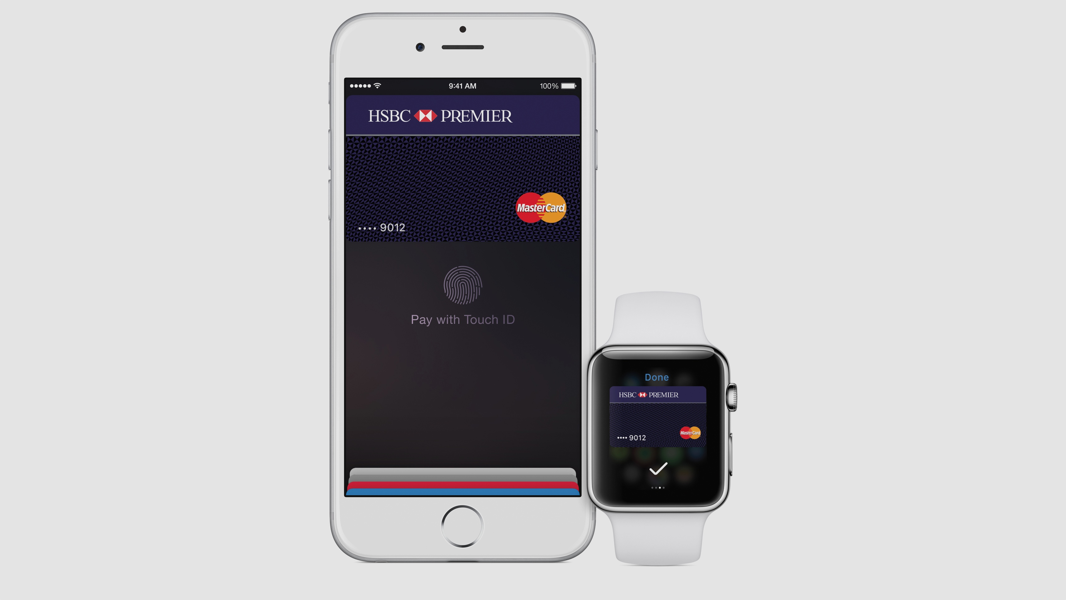 HSBC finally joins Apple Pay