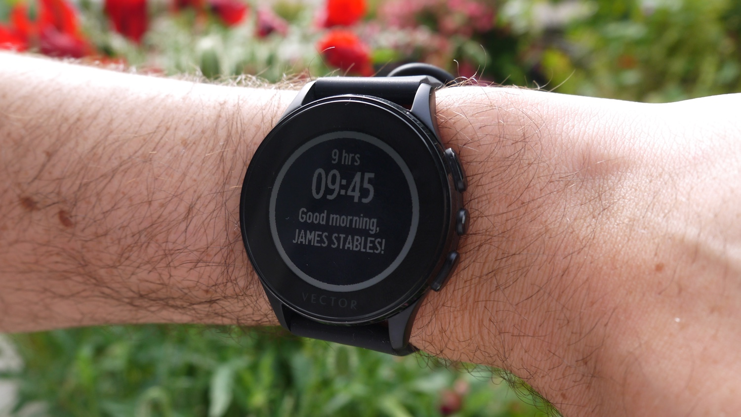 Vector Luna smartwatch review