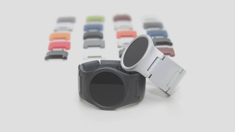 ​Blocks unveils images of modular smartwatch