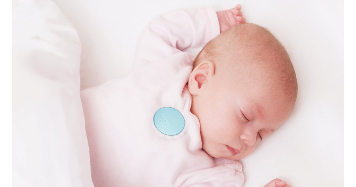 Quantified Babies Is Wearable Tech For Your Newborn Really Safe