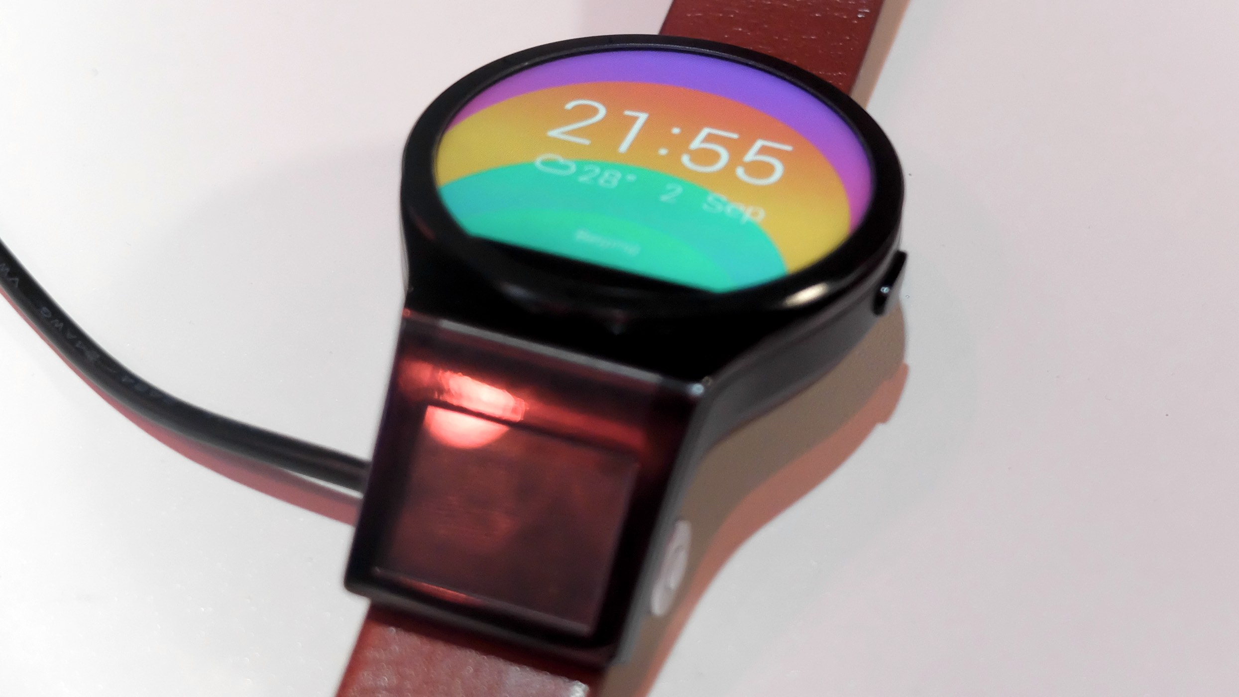 Lenovo's Magic View smartwatch is bonkers
