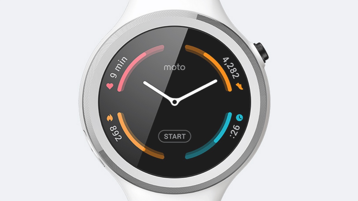 e95db3345 Moto 360 Sport  Everything you need to know about the new GPS smartwatch