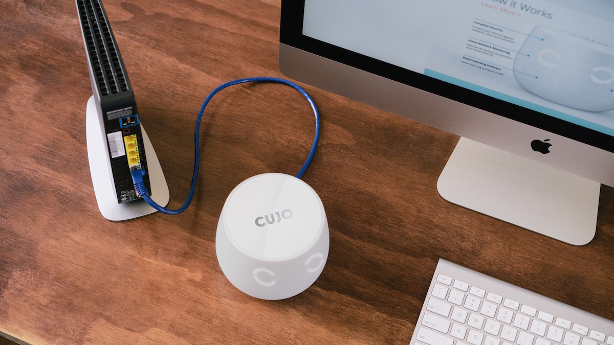 CUJO smart home security funded in 24 hours