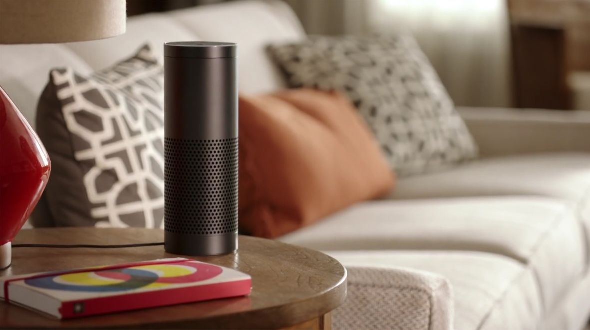 Amazon Echo gets major update