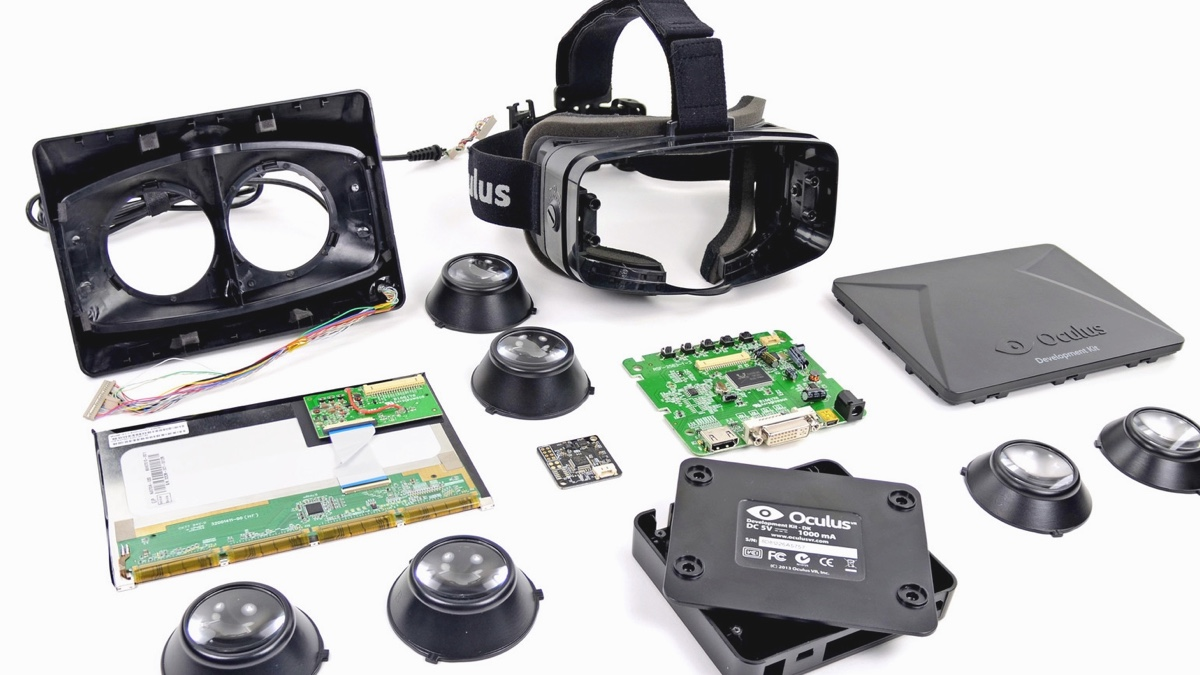 Make yourself a DIY VR headset