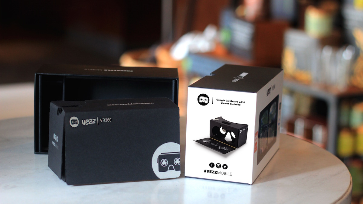 YEZZ smartphone comes with VR headset