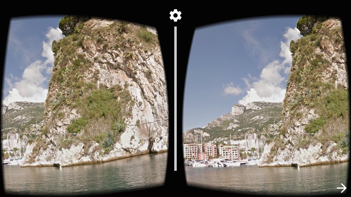 Google adds Cardboard VR support to Street View app