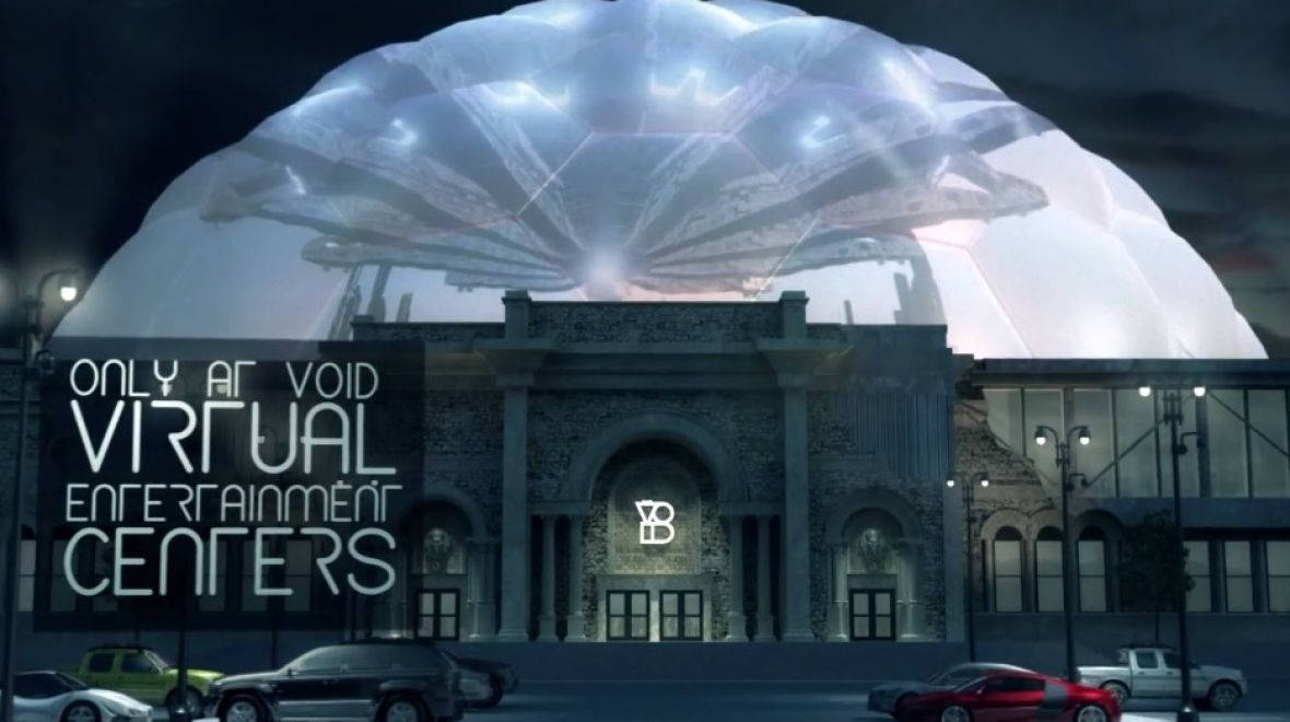 The Void VR theme park opens it doors