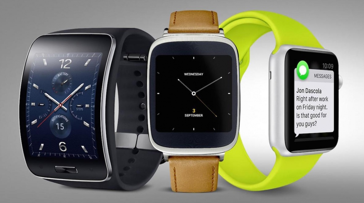 Wearable tech sales hit $12 billion in 2015