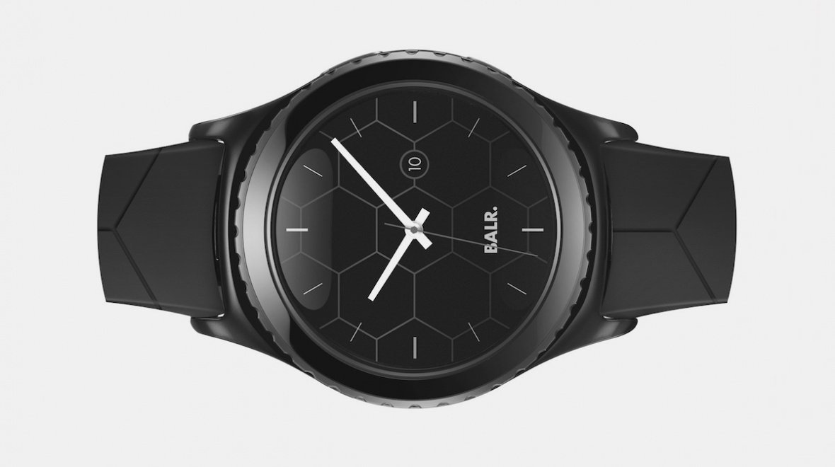 Gear S2 BALR exclusive in Netherlands