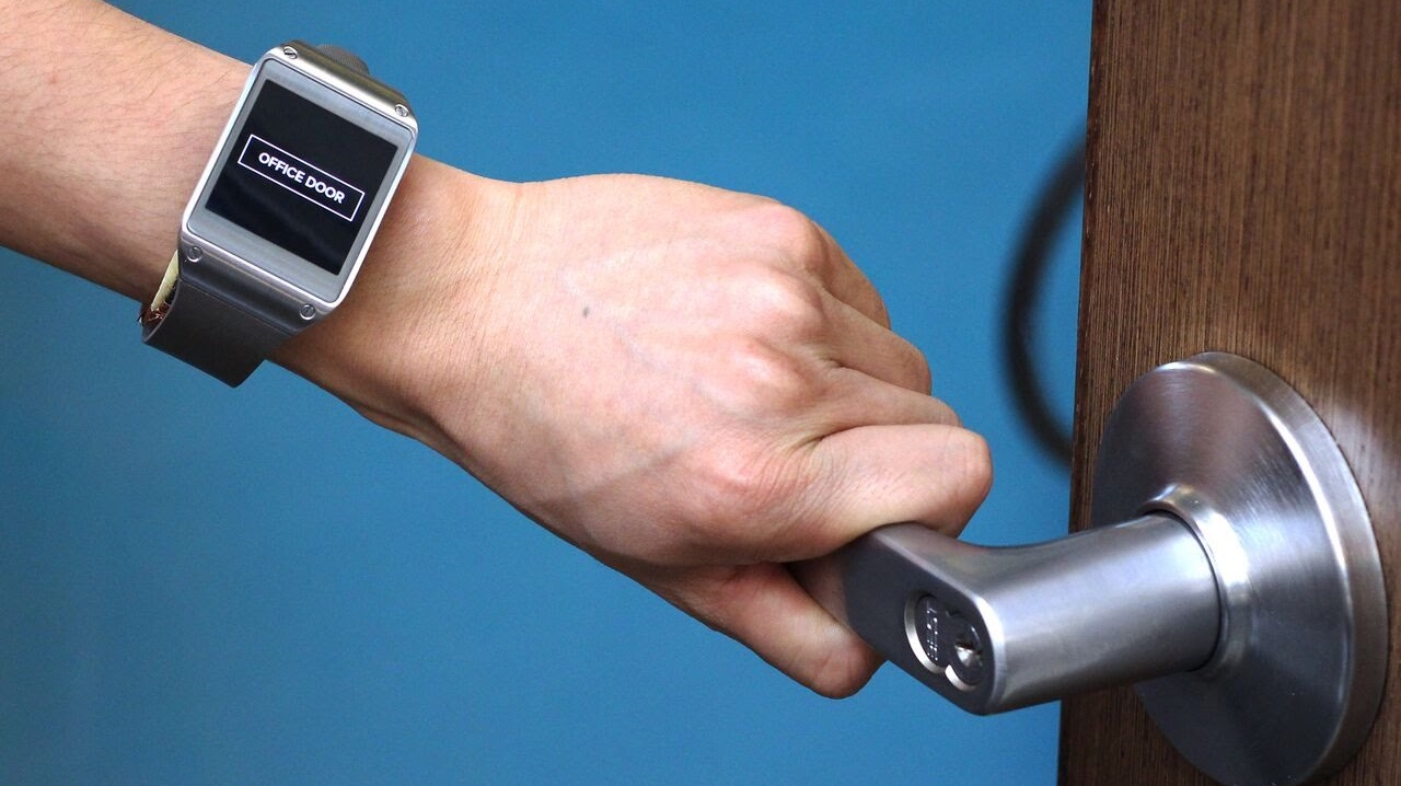 Disney watch will identify what you touch