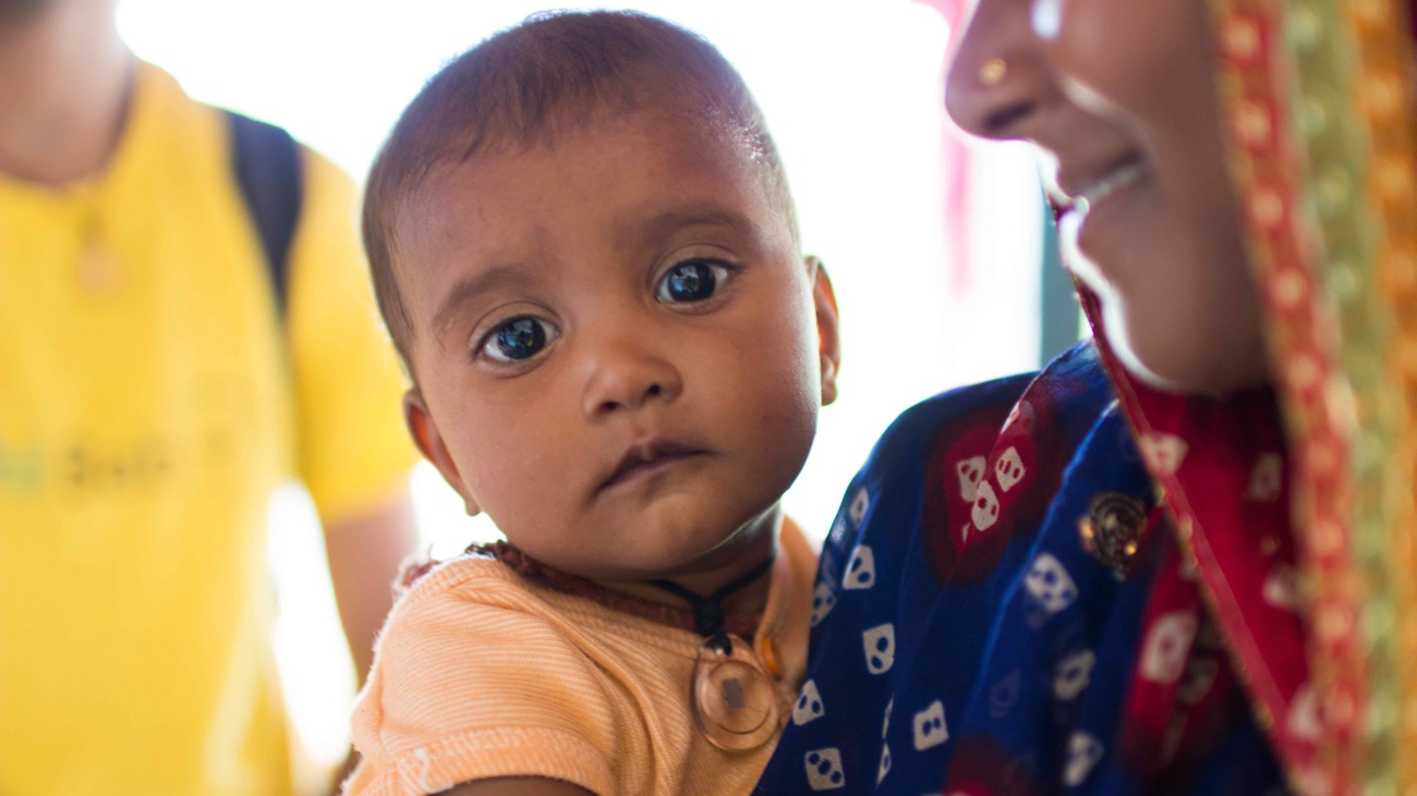 Data storing necklace wins Unicef challenge