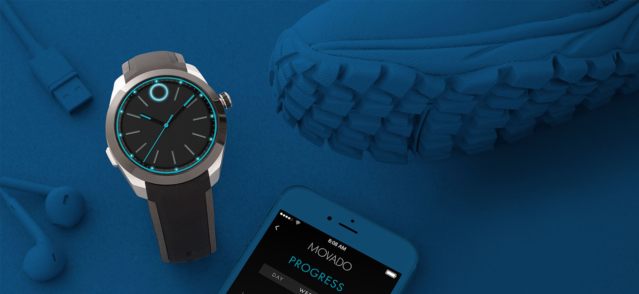 HP teams with Movado for analog smartwatch