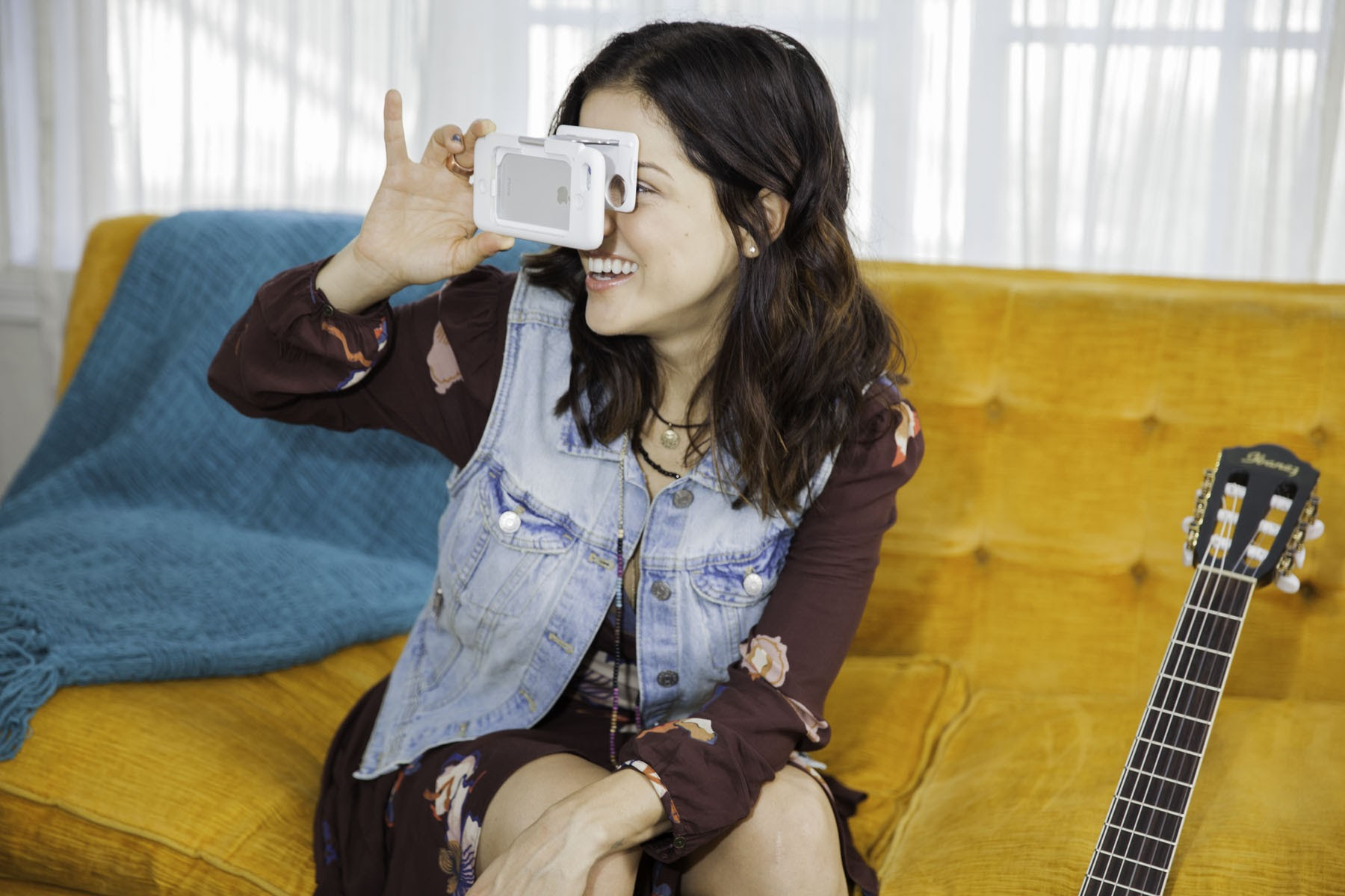 Figment VR is a virtual reality iPhone case