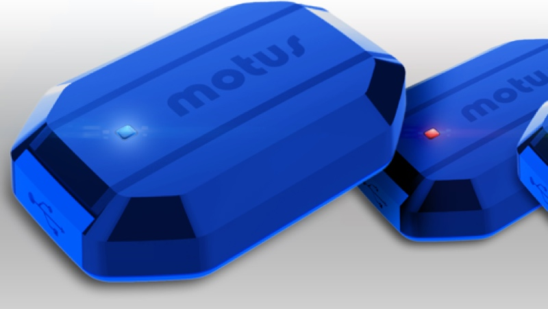 MotusPro full body sensor for baseball fans