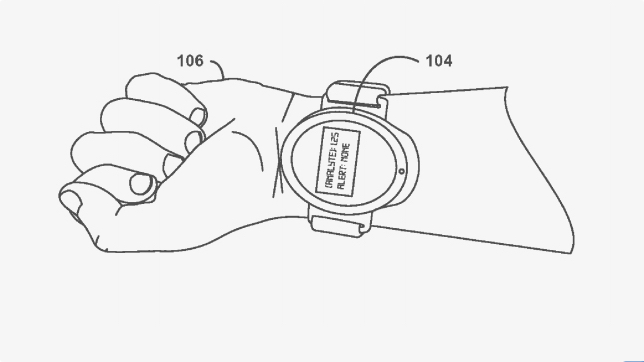 Google patented a blood-sucking smartwatch
