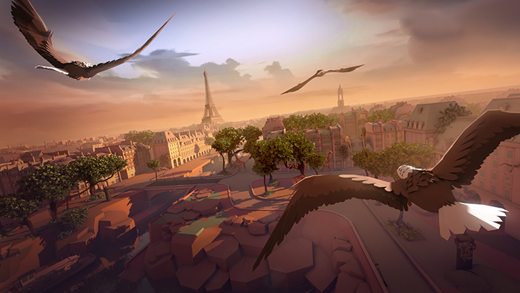 Ubisoft's VR gaming plans for 2016