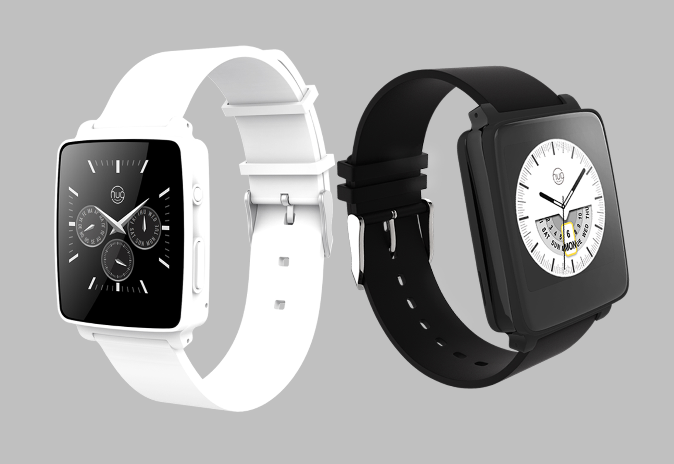 Hug Smartwatch offers gesture controls