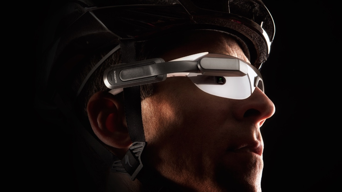 Garmin Varia Vision eyes up cycling safety