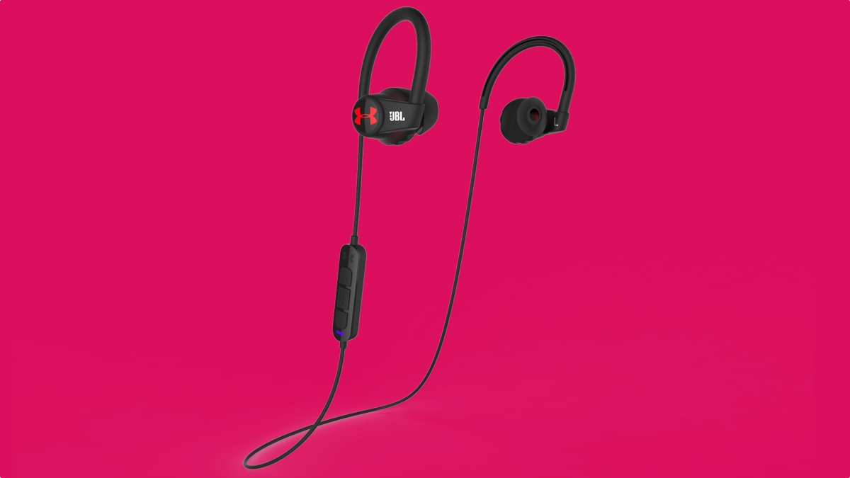 UA Headphones Wireless Heart Rate launched