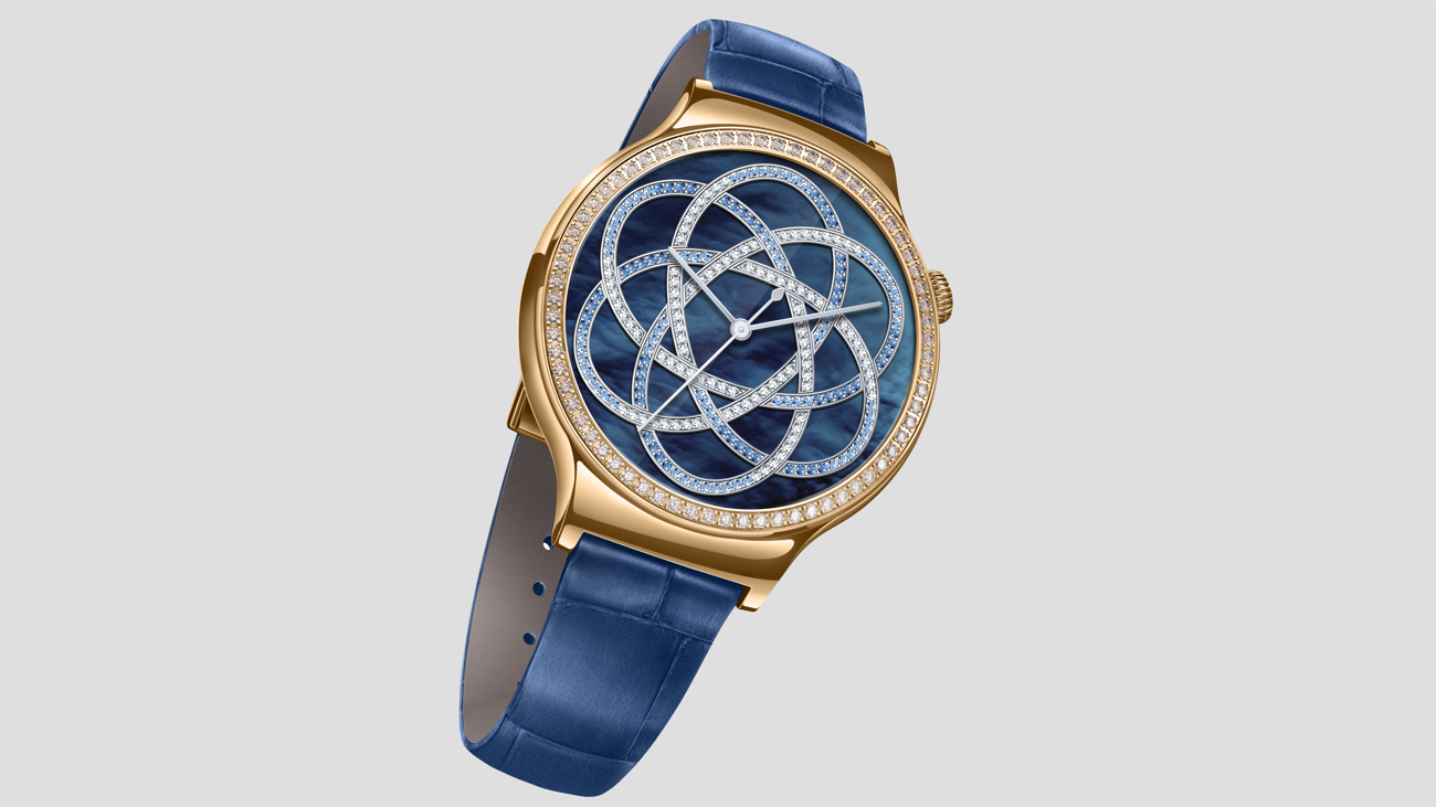 New Huawei Watch models bring the bling