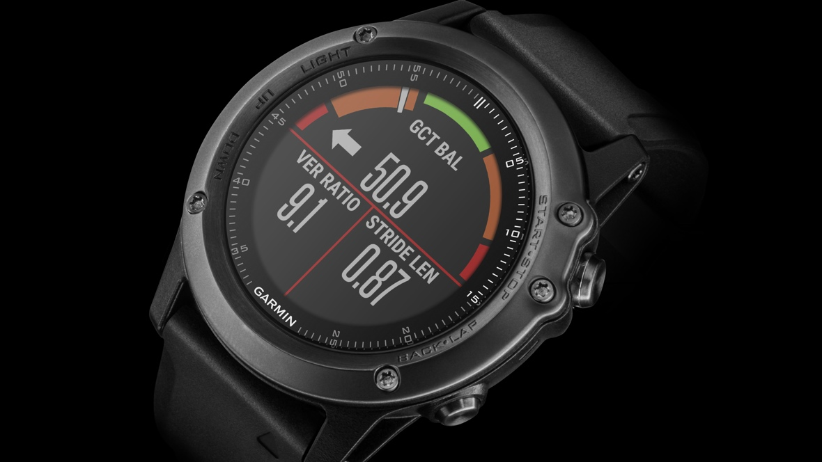 Garmin Fenix 3 gets a hearty makeover