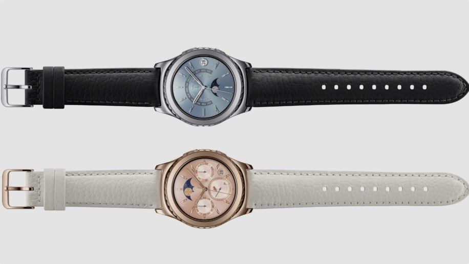 New Gear S2 colours outed