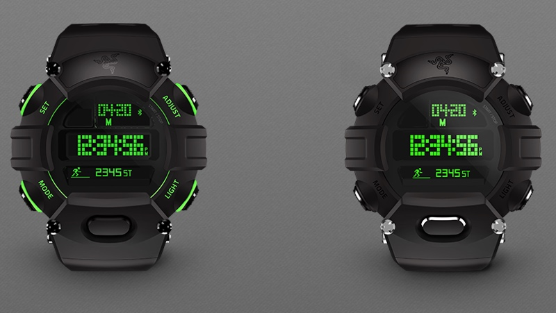 Razer Nabu Watch is a dual screen smartwatch