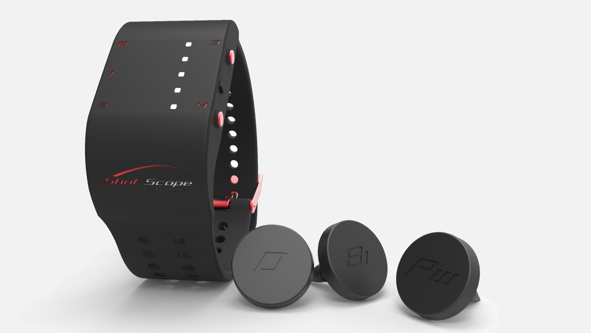Shot Scope band aims to raise golf game