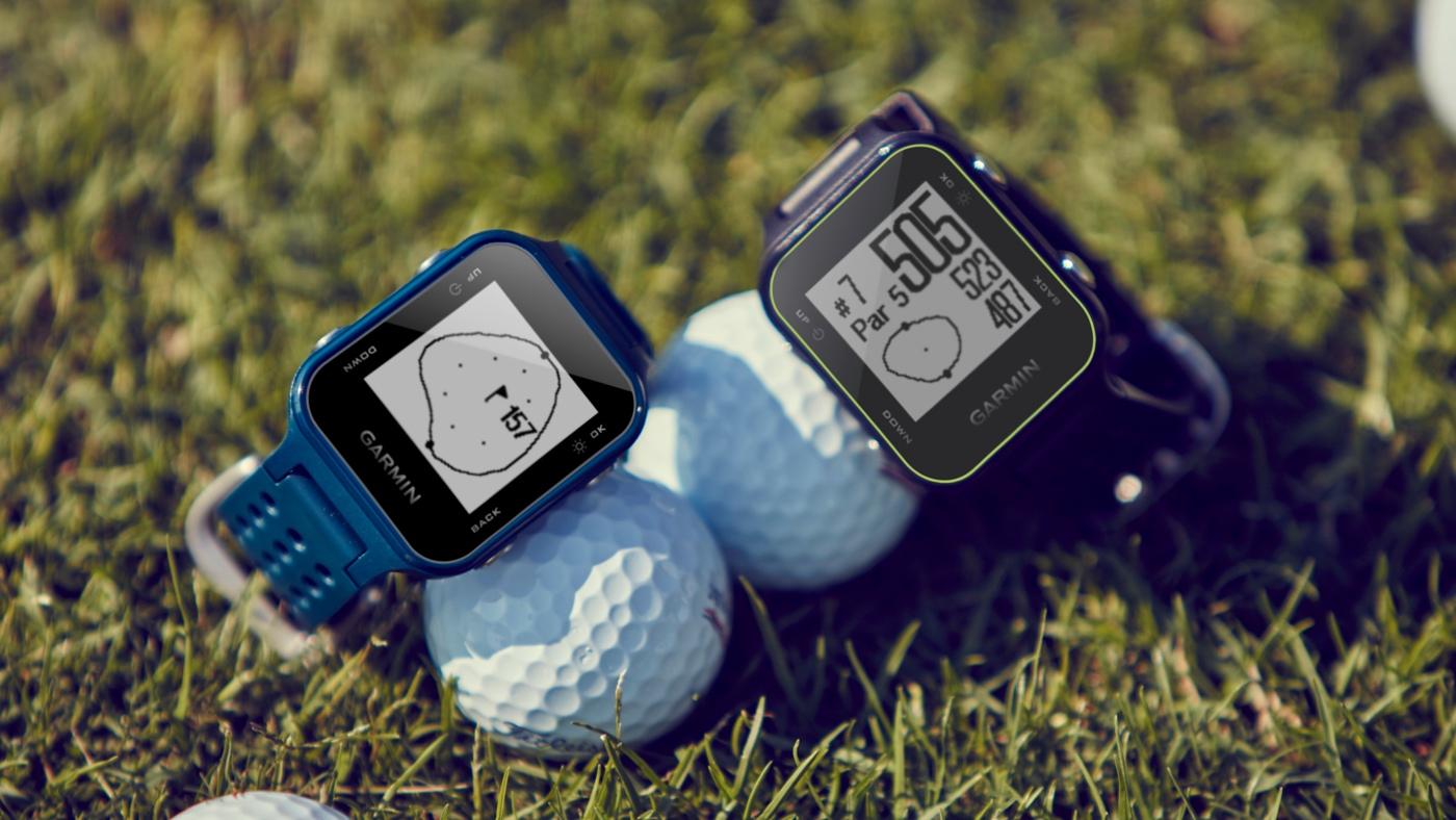 ​Garmin Approach S20 is a golfer's best pal