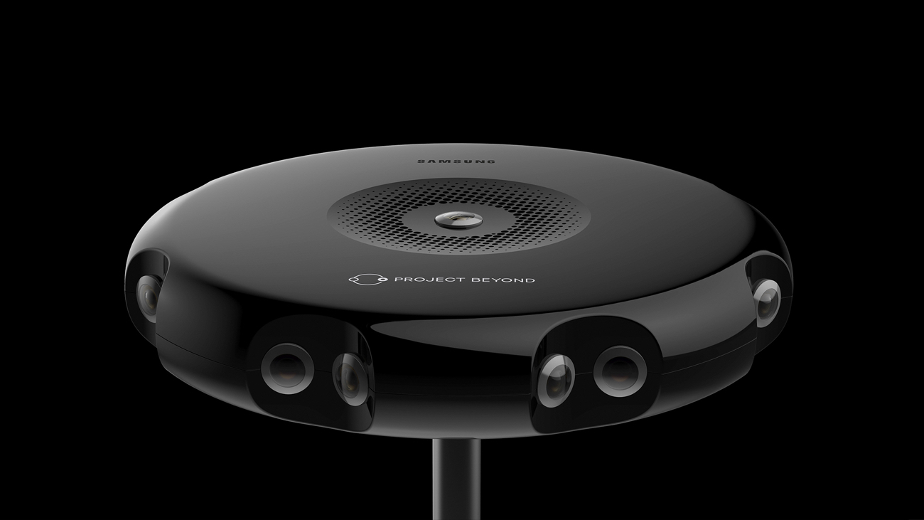 Samsung's Gear 360 VR cam in the works