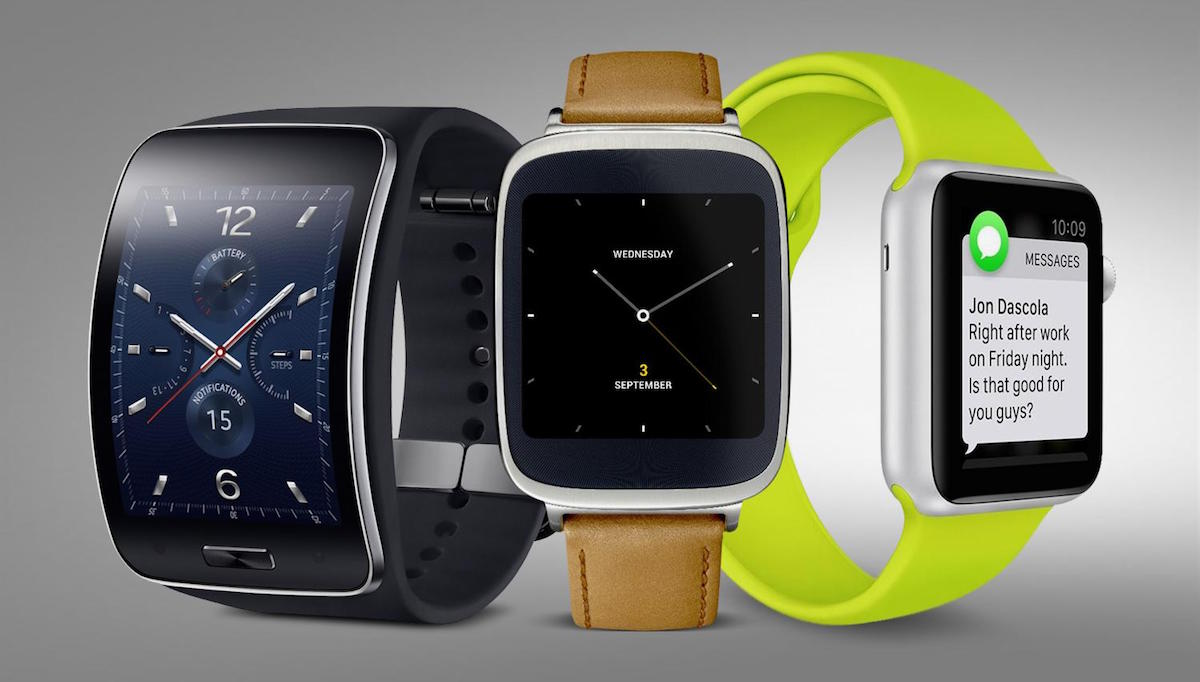 Smartwatches soar in wearables market
