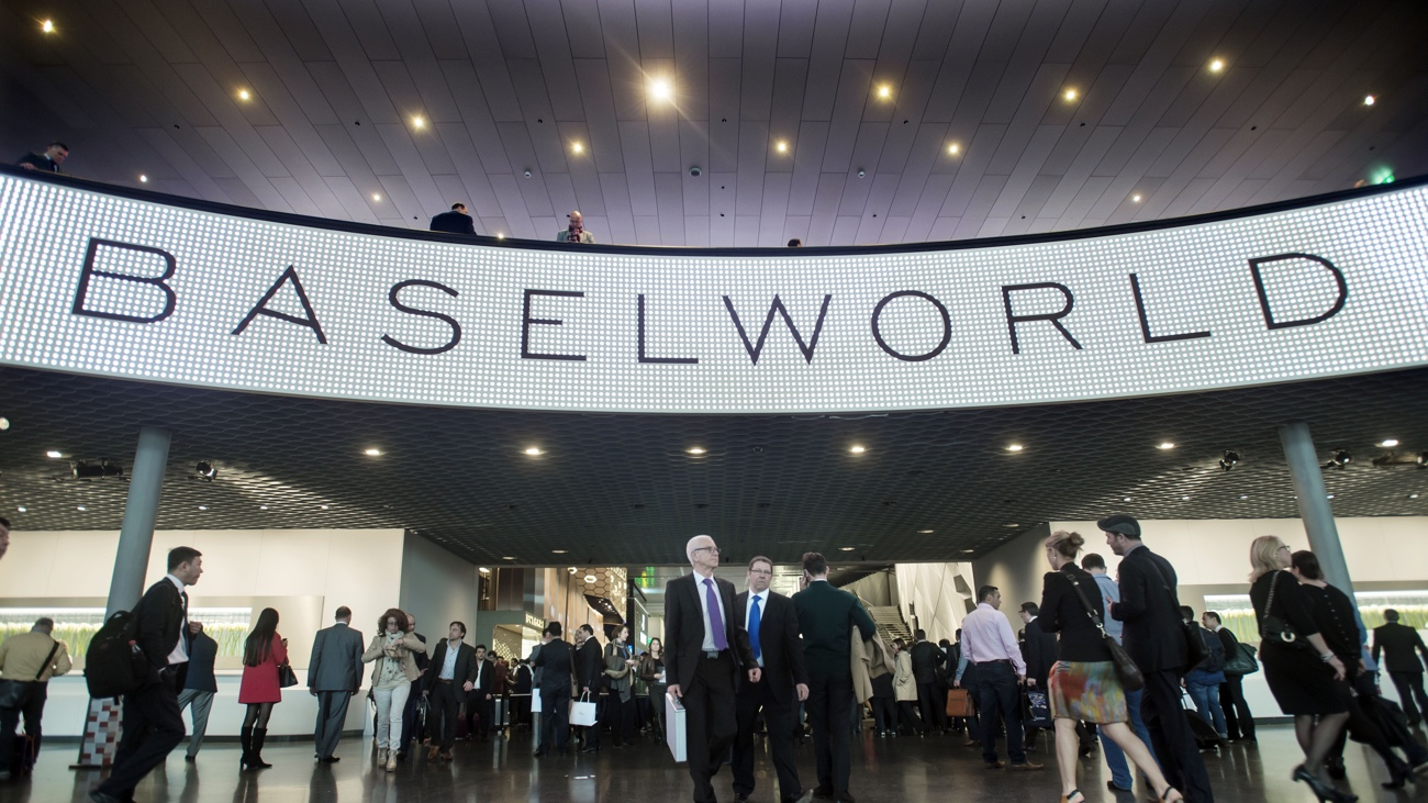 Tissot smartwatch heads to Baselworld